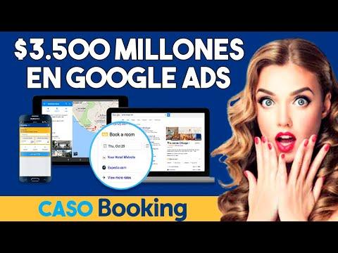 🏨 ¿Por qué los Buscadores de Hoteles se gastan tanto dinero en Publicidad? | Caso Booking