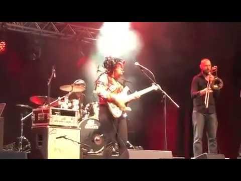 MANOU GALLO - DJEDJE live at Lugano Jazz 2018 Mp3