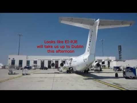 Air France - Cityjet /Paris CDG-Dublin/Avro 85/Economy/Jun2015