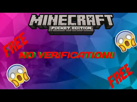 How to get Minecraft free (no verification block)