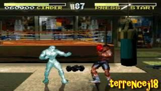 Killer Instinct *HD* - Cinder gameplay