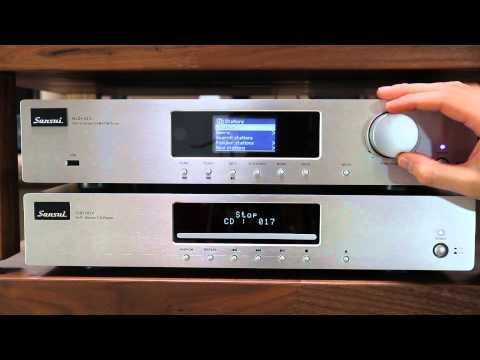 Sansui WLD201 Network Player Hi-FI Streamer Review