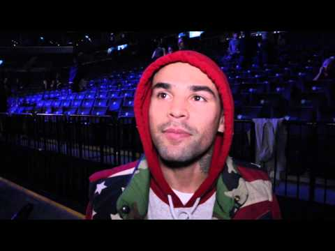 Luis Collazo admits Khan Fight was Horrible assesses Khan Alexander