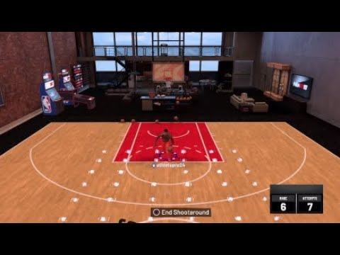 NBA 2K19 BEST JUMPSHOT IN THE GAME...