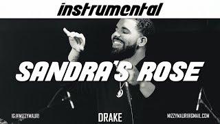 Drake - Sandras Rose (INSTRUMENTAL) *reprod*