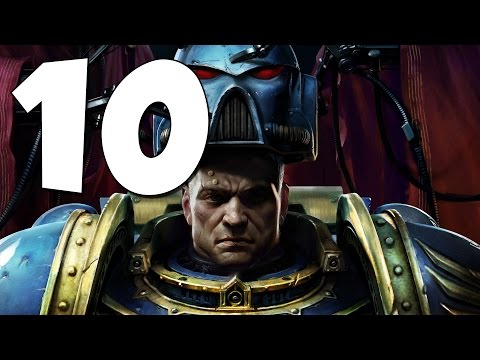 Let's Play Warhammer 40k: Space Marine ft. Mike (#10) - Perfect Chaos