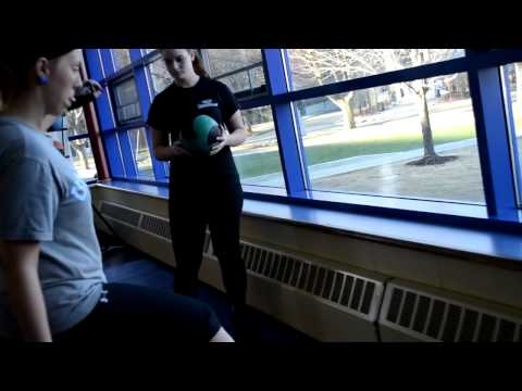 Meet  Jenna Nickerson - UMass Lowell Campus Recreation Center Personal Trainer (2:54)
