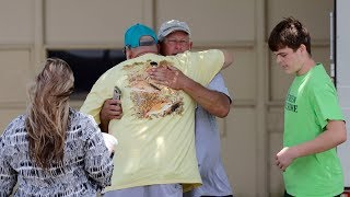 Mother of Texas shooting victim says daughter spurned suspect's advances