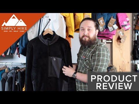 Mountain Hardwear | Monkey Man Fleece Review