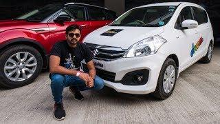 MPV On Race Track? - 4-Speed Auto 😱| Faisal Khan