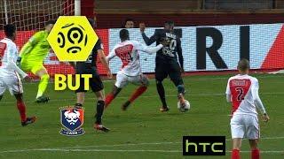 But Hervé BAZILE (90' +4) / AS Monaco - SM Caen (2-1) -  / 2016-17