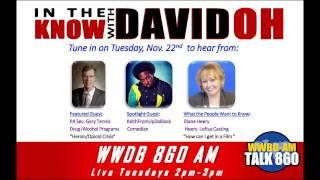 11/22/16 Gary Tennis, Keith From Up Da Block, Diane Heery