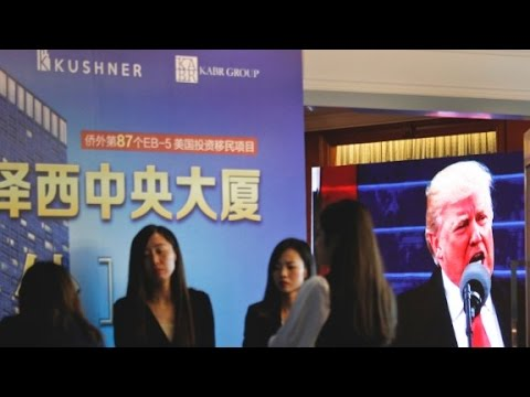 WaPo reporter asked to leave Kushner family event in China