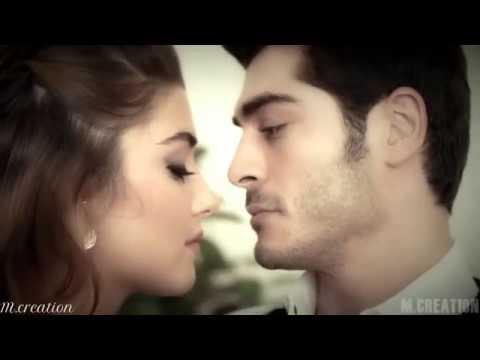 Tu mera nahi mera rom rom khali-(2017)New sad song   Hayat and Murat Love songs   YouTube
