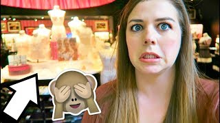 LINGERIE SHOPPING FOR MY HONEYMOON!! 🙈 SOOOOOO EMBARASSING!!