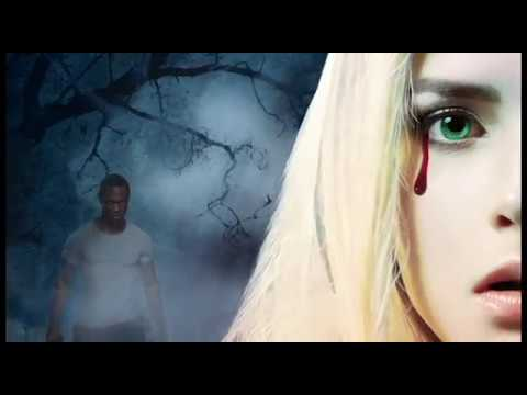 paranormal romance book trailer by Adrienne Monson