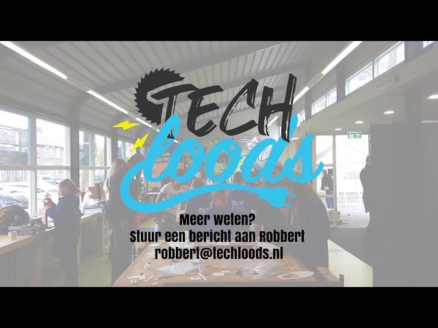 Techloods voor basisschool kids!!