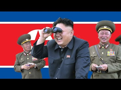 Korea Will Defend Itself From the United States! We Will Follow You Only! 우리는 당신밖에 모른다!