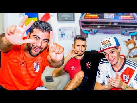 River 4 Newell's 2 | Reacciones de Amigos | Torneo Argentino 2019