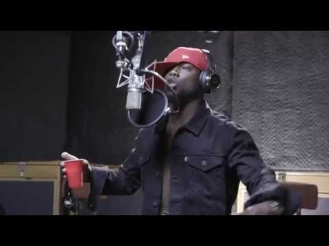 Chocolate Droppa NEW Bars in Studio | Kevin Hart Presents