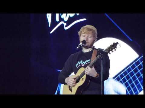 Ed Sheeran - Love Yourself  in San Francisco