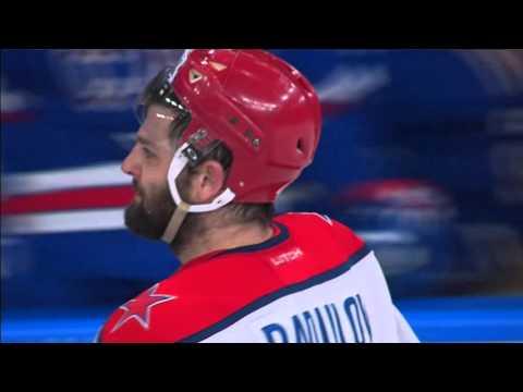 Radulov misses his chances twice a minute
