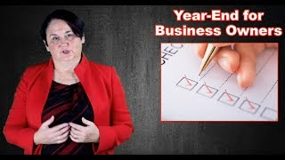 Things Business Owners Should Do Before the End of 2018