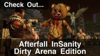 Check Out - Afterfall Insanity Dirty Arena Edition