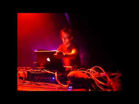 Cristian Vogel live PA at Snork Enterprises Label Night (DJ Set)