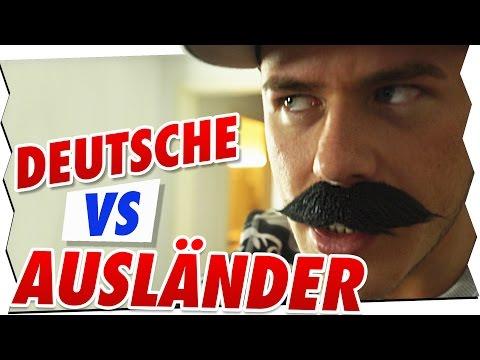 Deutsche VS. Ausländer! (mit Leon Machère)