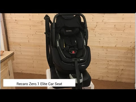 Recaro Zero1 Elite Car Seat Review