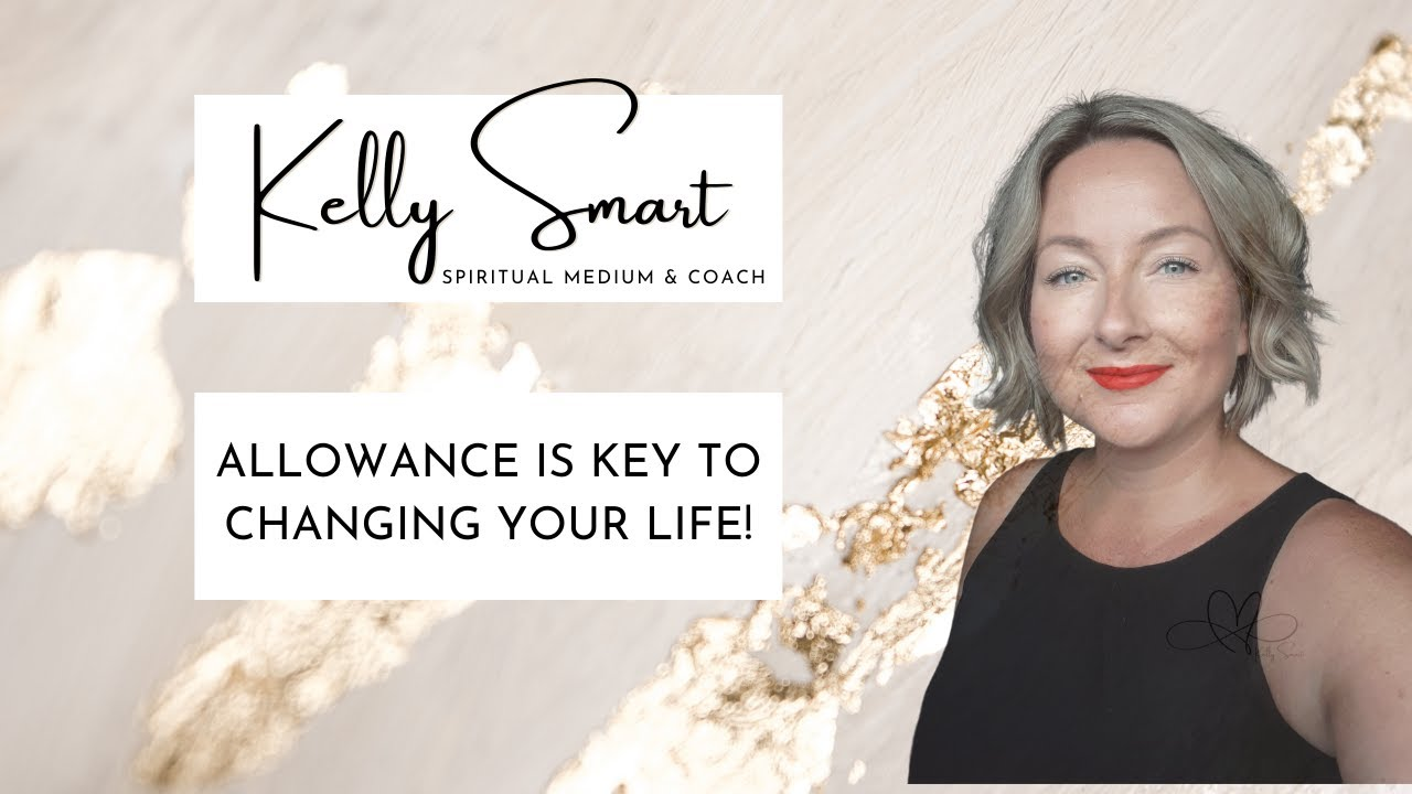 Allowance is Key to Changing YOUR Life!