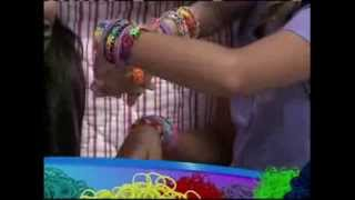 Video TV Commercial - Bandaloom - Looming Kit - Create Wearable Accessories With Bandaloom download MP3, 3GP, MP4, WEBM, AVI, FLV Agustus 2018