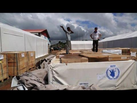Nude news ebola a monrovia gli aiuti del pam youtube