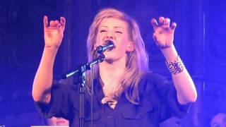 "Ellie Goulding sings ""Starry Eyed"" acoustic @ Little Noise Sessions,  Union Chapel 20th Nov 2010"