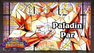 Paladín Par ha renacido [Hearthstone]