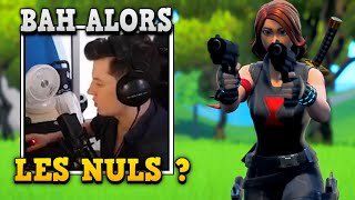🔥 I'm getting STREAMHACK by FOOT SKINS on FORTNITE...
