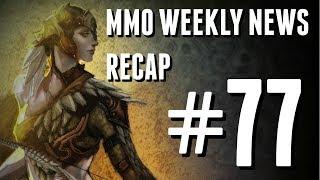 MMORPG Weekly News Recap #77 | BFA Bestseller, GW2 Anniversary and More!