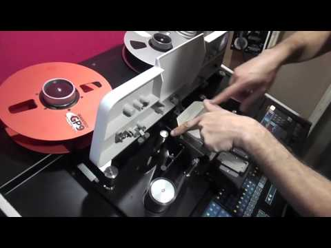 Ampex ATR-124 Multitrack Analog Tape Recorder