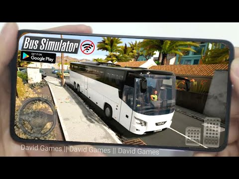 Top 5 Best Bus Driving Simulator Games For Android & IOS 2019 | Bus Games