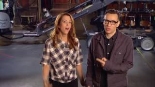 Behind The Scenes of Kristen Wiig's SNL Hosting Promo