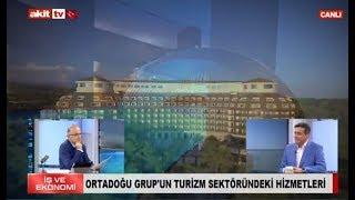 İş ve Ekonomi Ortadoğu Grup un turizm sektöründeki hizmetleri
