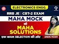 Maha Mock k Maha Solutions - Electronics Engineering