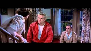 Rebel Without A Cause Conflict Scene