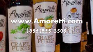 Amoretti's Craft Purees for Home Brewing