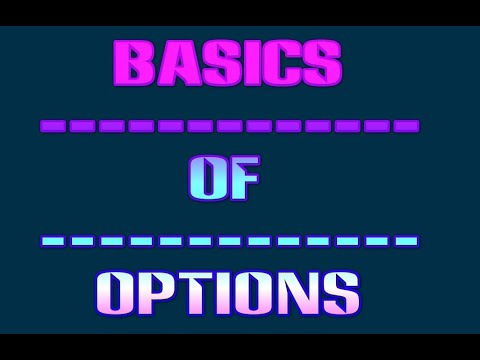 Basics of Options Trading in Hindi – www.pivottrading.co.in
