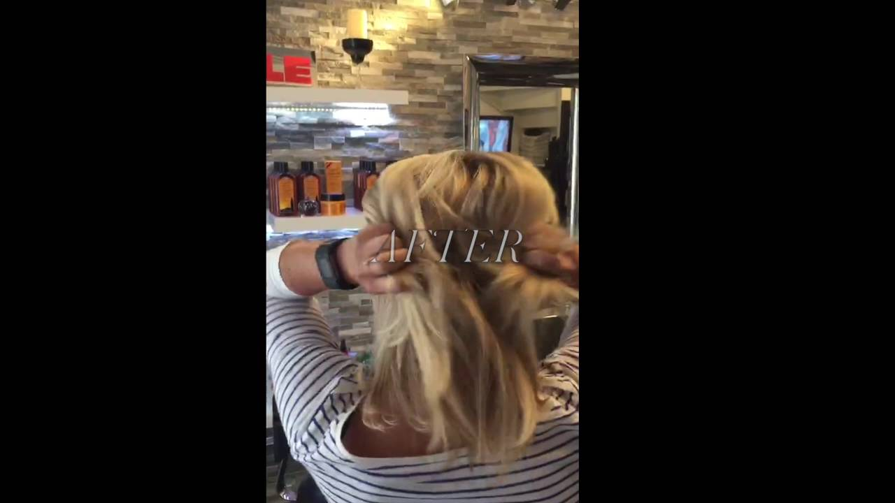 The Redken In Salon Experience The New Heatcure With Hair Color