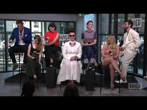 Nico Tortorella And Peter Hermann Talk About