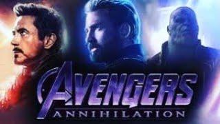 Avengers 4 leaked trailer
