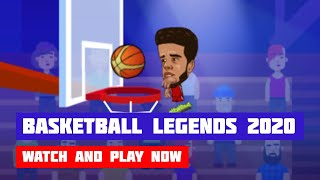 Basketball Legends 2020 · Game · Gameplay